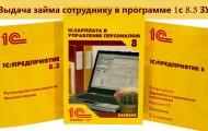 Выдача займа сотруднику в программе 1с 8.3 ЗУП: внесение договора в бухгалтерскую базу, обязанности работодателя