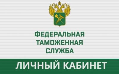 Личный кабинет ФТС: регистрация аккаунта, подача электронной декларации онлайн