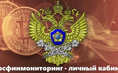 Личный кабинет Росфинмониторинг: инструкция по регистрации, функционал аккаунта