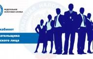 Личный кабинет юридического лица на сайте налоговой инспекции: регистрация аккаунта возможности сайта