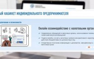 Личный кабинет для ИП: правила регистрации, возможности аккаунта