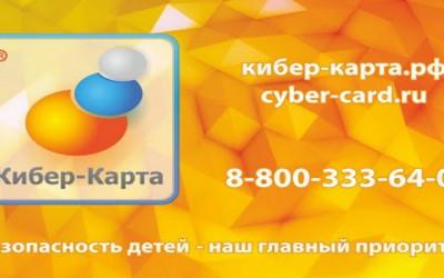 Личный кабинет Кибер карта: инструкция по авторизации, возможности сервиса