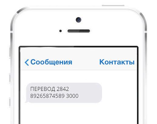 Как перевести деньги по номеру телефона сбербанк 900 через смс на карту