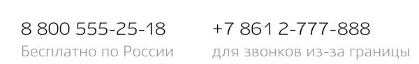 Телефон горячей линии банка Кубань Кредит