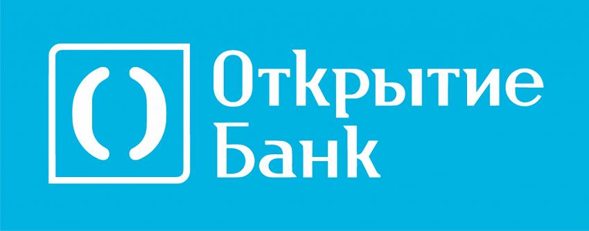 логотип банка Открытие
