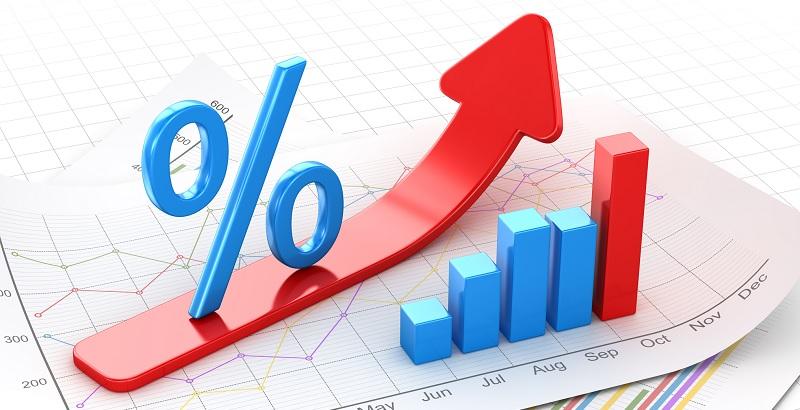 рост процентной ставки
