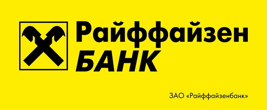 логотип райффайзен банка