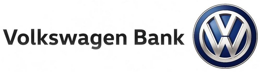 Логотип Вольксваген банка