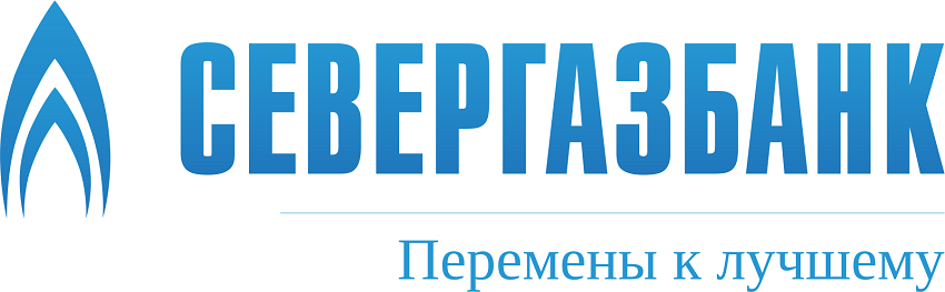 Логотип Севергазбанка