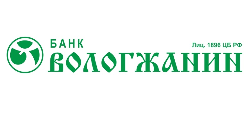 Логотип банка Вологжанин