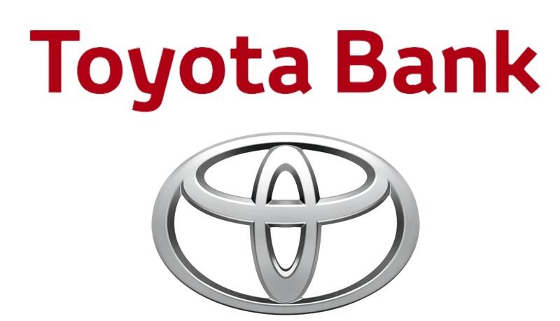 Логотип Тайота банка