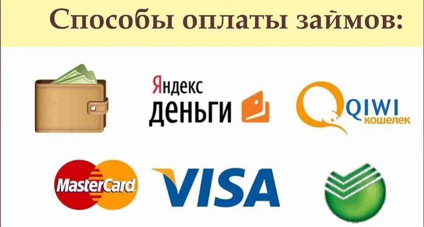 способы выплаты займов
