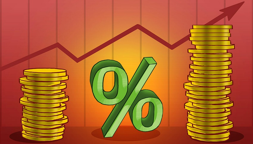 процент и монеты