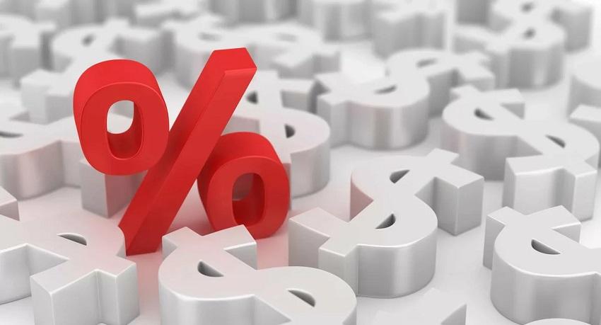 процент и доллары