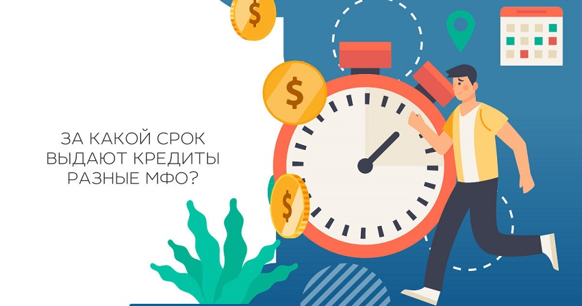 Проверка на скорость: за какой срок выдают кредиты