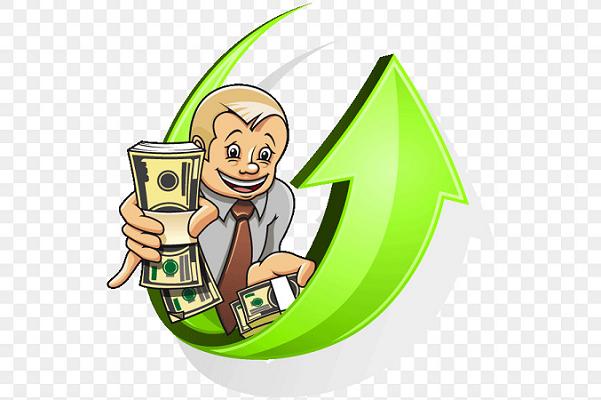 Получение денег пошагово