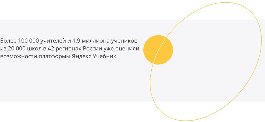Плюсы платформы Яндекс.Учебник