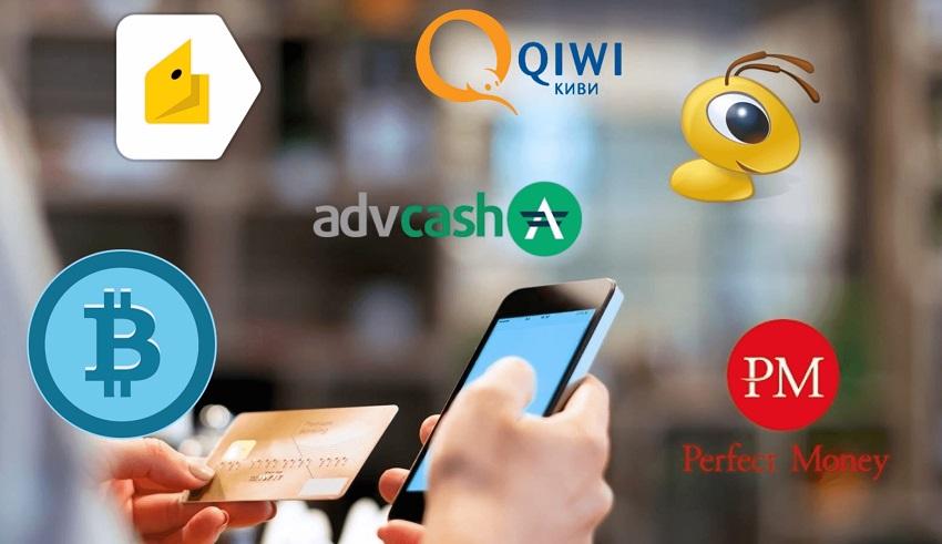 Виртуальные платежные системы