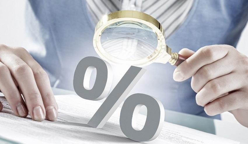 процент под лупой