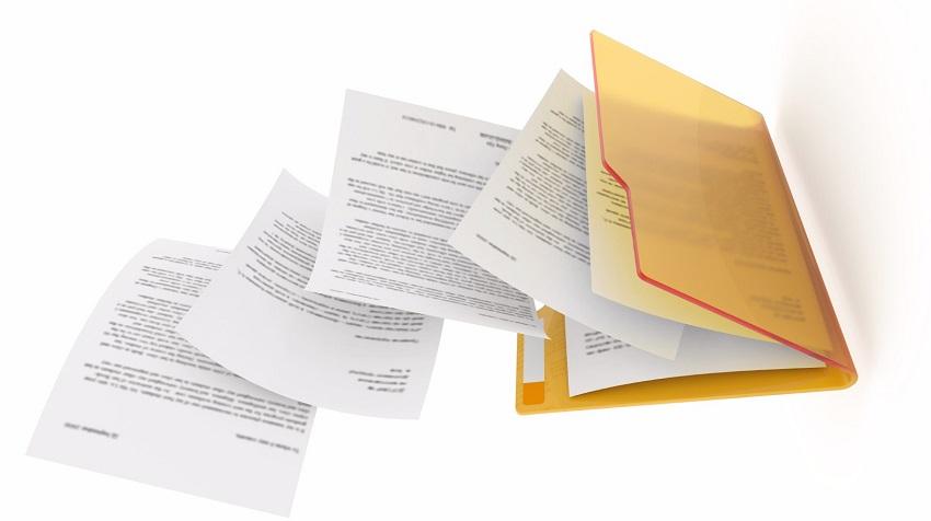 Комплект документов картинка