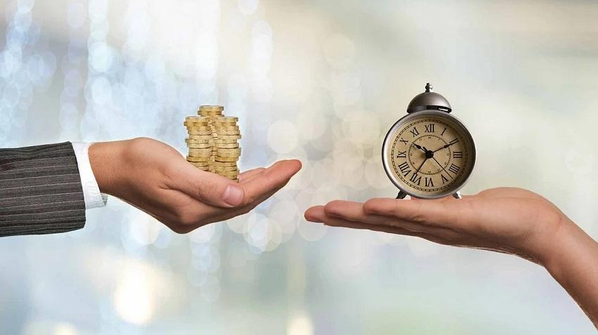 Время деньги картинки