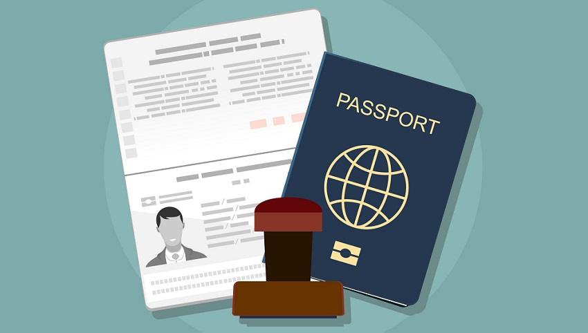 паспорт клипарт