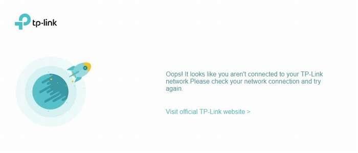 проблемы входа в лк тп линк