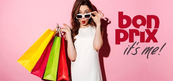 покупки и девушка