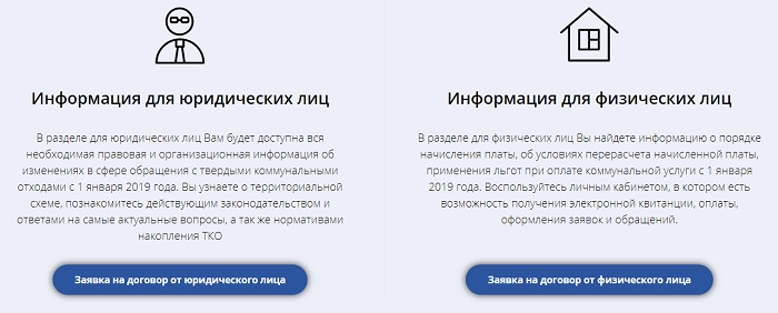 Информация аквалайн для юр и физ лиц