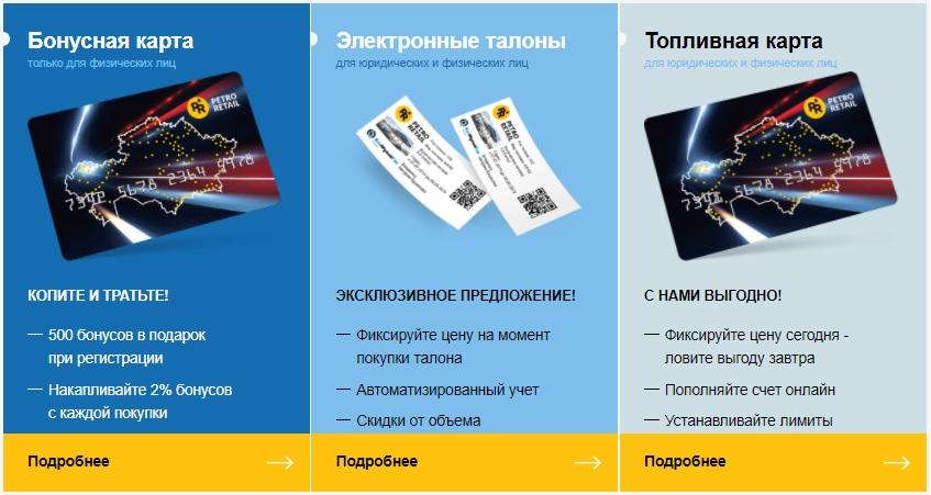 PetroRetail программы