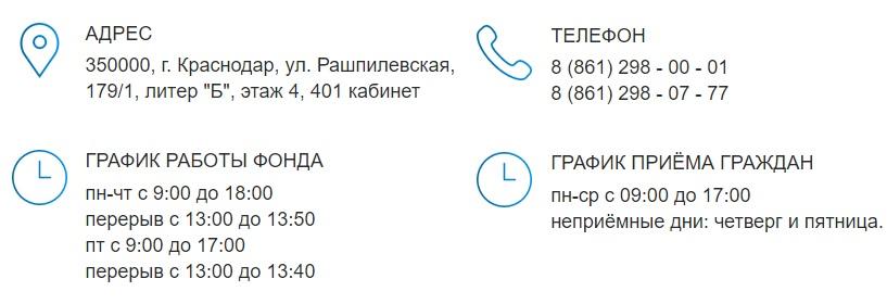 Kapremont23.ru контакты