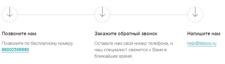 Litebox контакты