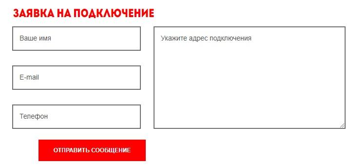 Малнет заявка