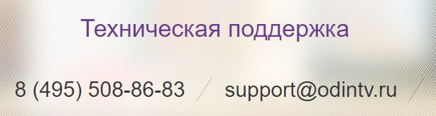 stat.odintv.ru поддержка