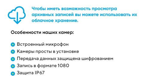 Veedo.ru видеонаблюдение