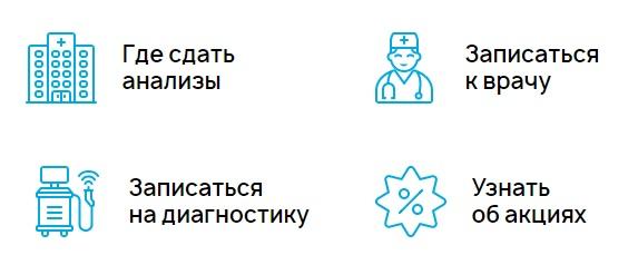 CMD услуги