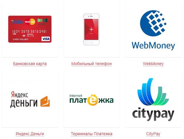 Красноярская сеть оплата