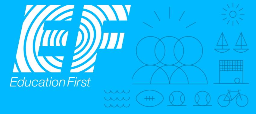 Логотип EF