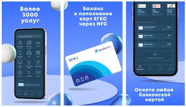 PayBerry приложение