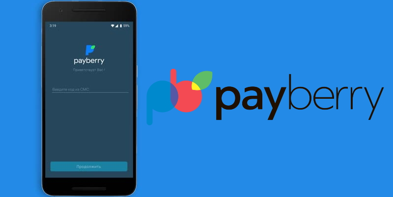 PayBerry картинка