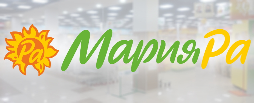мария ра логотип