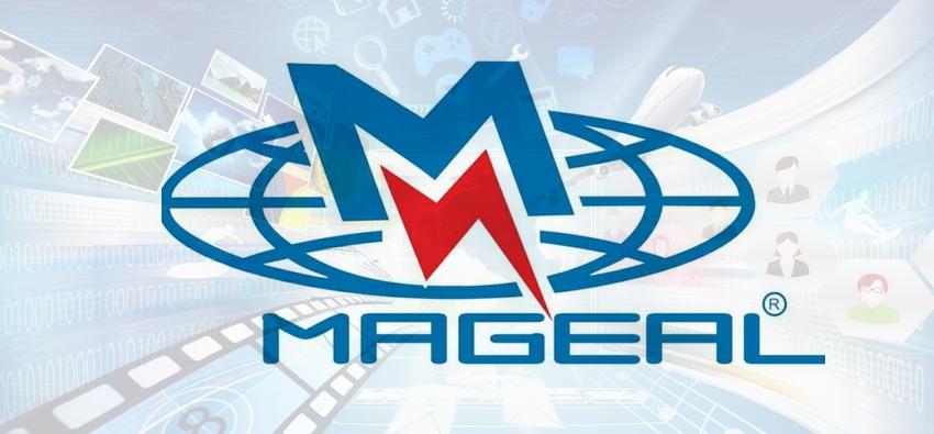 Магеал логотип