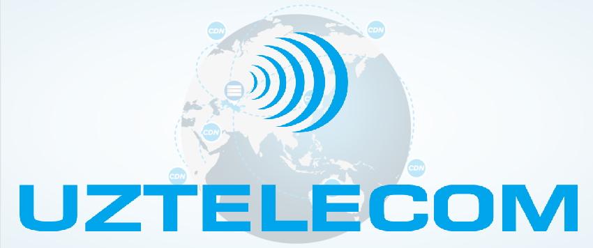 UZTELECOM логотип