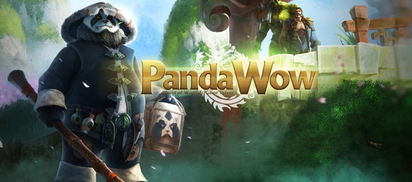 Wow Panda логотип