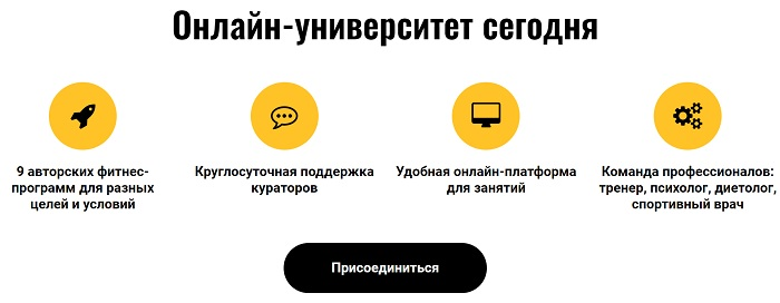 онлайн университет усманова
