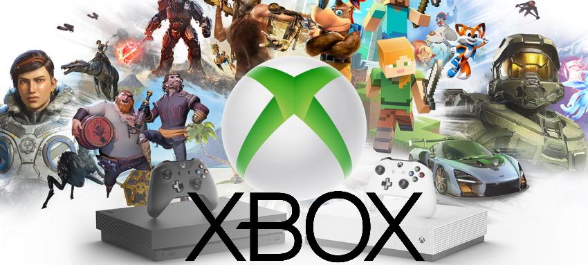 Xbox логотип