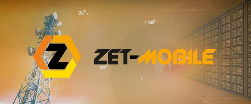 ZET-MOBILE логотип